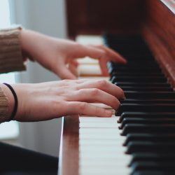 Music Lesson and Home Practice