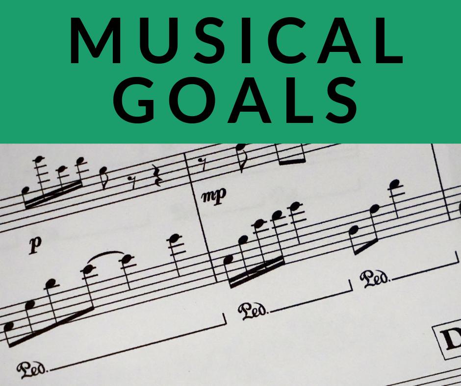Musical Goals
